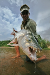 Africa's Tiger Fish.